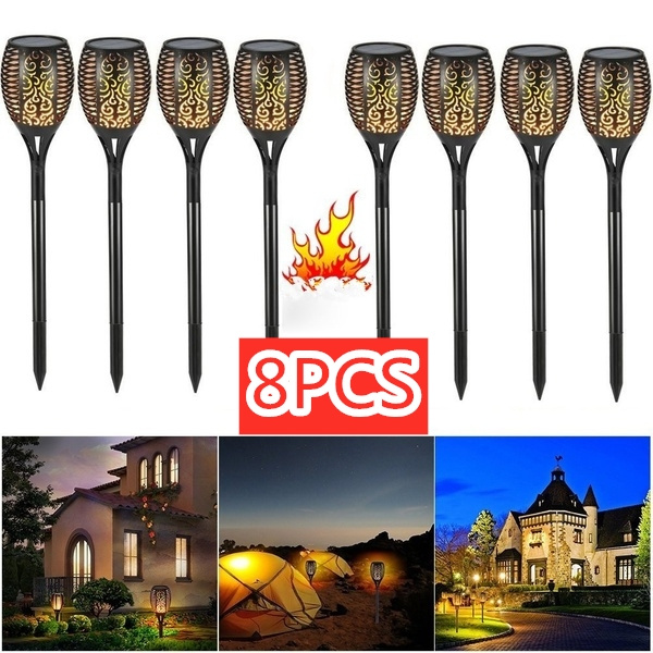 torchlight, party, Patio, Outdoor