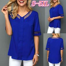 Blues, blouse, Fashion, Tops & Blouses