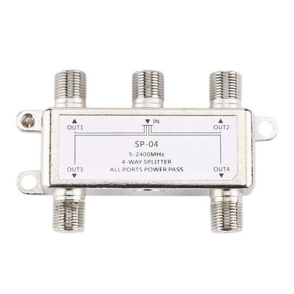Splitter, antennasplitter, tvsplitter, TV