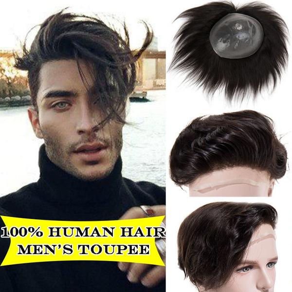 human hair, toupee, toupeeformen, Men