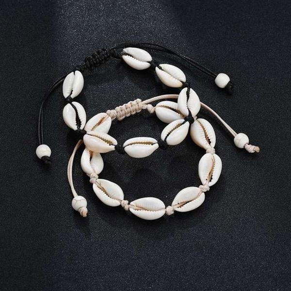Charm Bracelet, Summer, Adjustable, rope bracelet