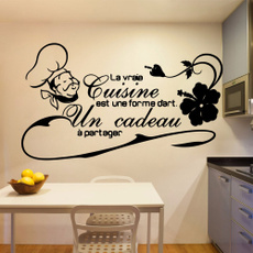cuisine, Posters, Stickers, kitchenwalldecal