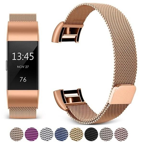 Steel, fitbitalta, Wristbands, Jewelery & Watches
