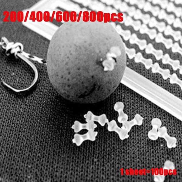 Rig Hook Stops Beads Carp Fishing Stoper Fishing Hair Chod Pop UP Boilies Stop