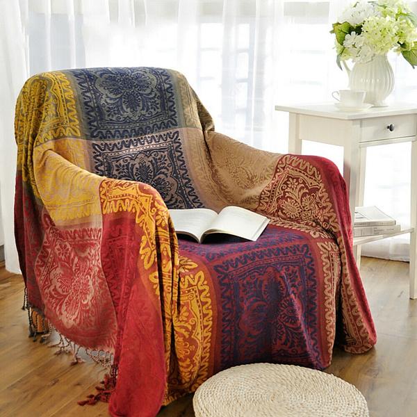 threadblanket, sofablanket, Sofas, Blanket