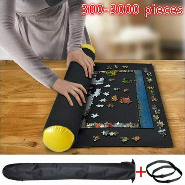 storagepuzzlesaver, felttablemat, Jigsaw, Storage