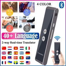 speechtranslator, Mini, traducteur, highrecognition