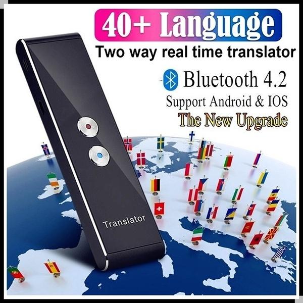 speechtranslator, Mini, interactivetranslation, highrecognition
