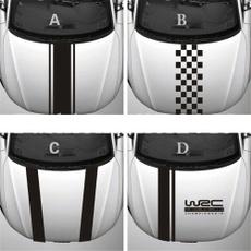 Car Sticker, Head, Fashion, Stripes