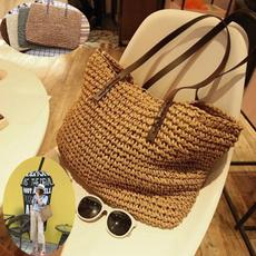 Shoulder Bags, Fashion, portable, Casual bag