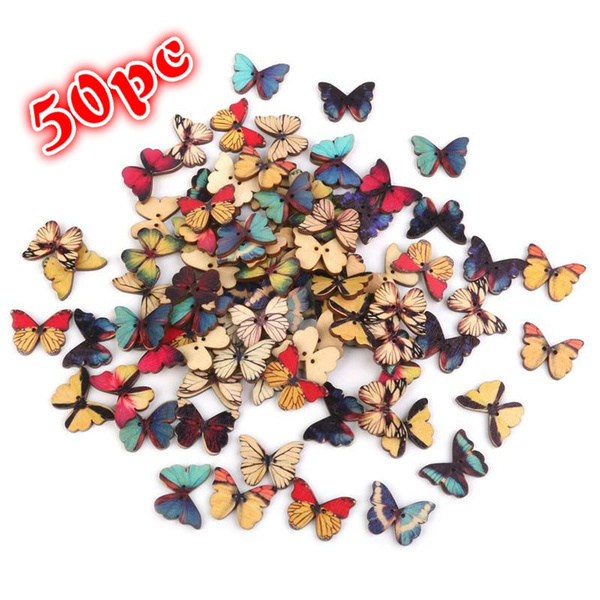 butterfly, Fashion, butterflywoodbutton, buttonsforclothing
