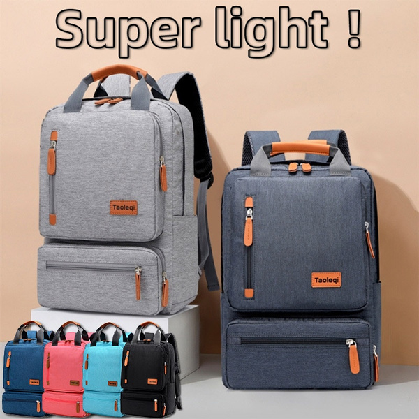 Fashion Laptop Backpack Super Light Waterproof Travel Backpack For Women And Men Wish