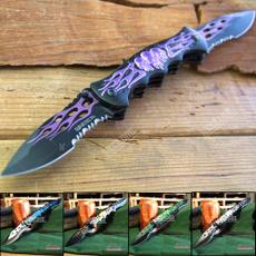 combatknive, survivaltacticalgear, Blade, skull
