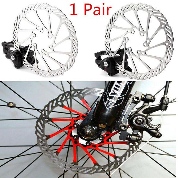 bicyclebrake, mechanicaldiscbrake, bikepart, Sports & Outdoors