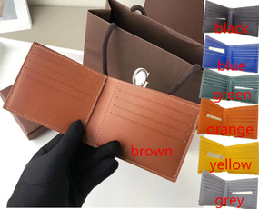 leather wallet, Fashion, leather, goyardwallet