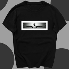 Summer, Fashion, Cotton T Shirt, tupac