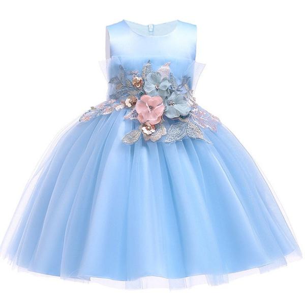 sleeveless, Flowers, Cosplay, Princess