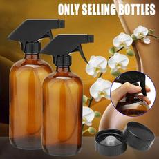 amber, triggerglassbottle, fragranceatomizerbottle, amberspraybottle