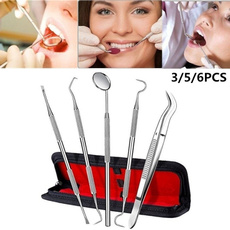 toothbrushteethcleaningtool, oralhygienecare, stainless steel tweezer, dentistinstrument