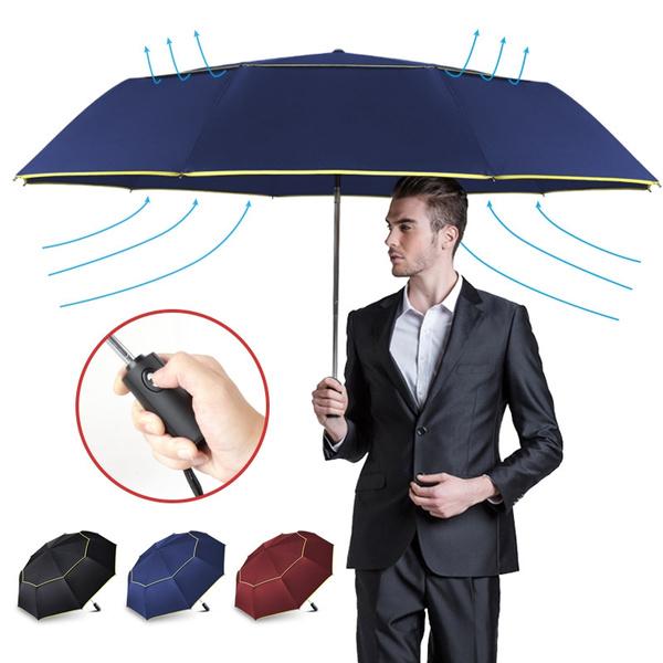 womenmen, Fashion, foldingumbrella, bigumbrella