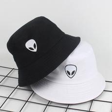 alienhat, Fashion, women hats, embroideryhat