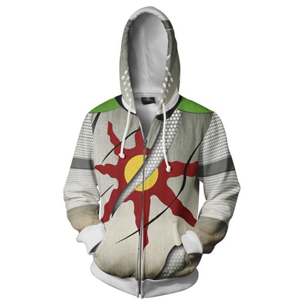 Casual Jackets, cardigan, Cosplay, Zip