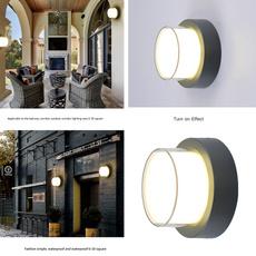 lampe, LED Strip, Door, Garden