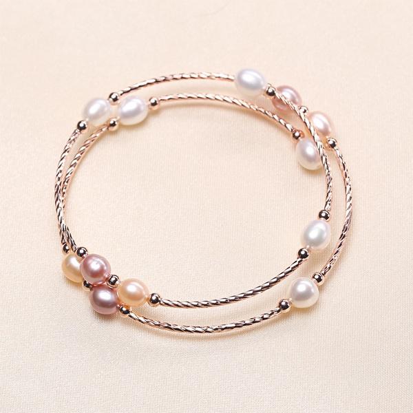 Pearl Bracelet, Gifts, Handmade, Wedding