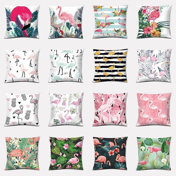 case, decoration, flamingo, Home & Living