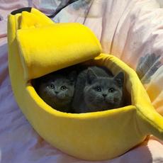 cute, Mats, Pet Bed, Cat Bed