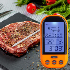Grill, cookingthermometer, Remote, Meat