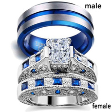 Couple Rings, White Gold, wedding ring, gold