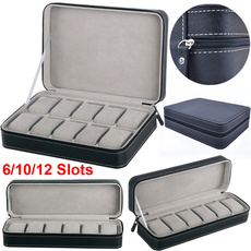 Box, case, watchcollector, portable