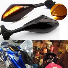 motorcyclesidemirrorswithsignal, sidemirror, Honda, turnsignallight
