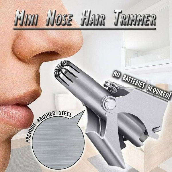 Mini, waterproofnosehairshaver, nosehairclipper, nosehairtrimmer