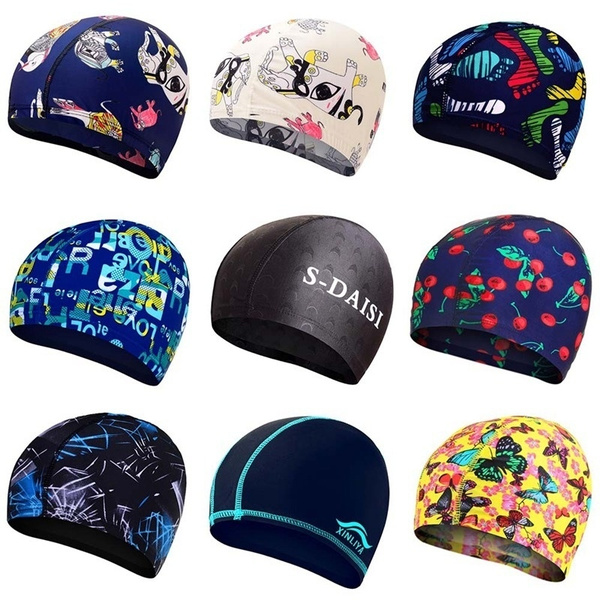 swimmingcap, Fashion, Outdoor Sports, Waterproof