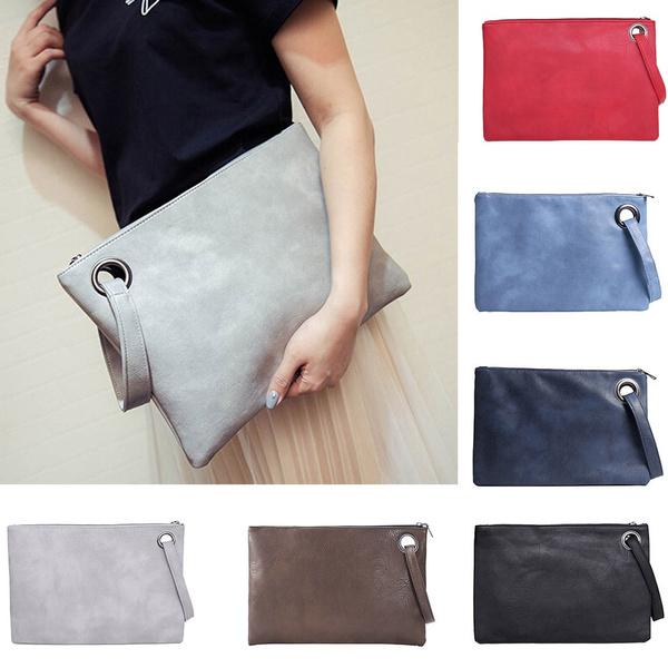 zipperbag, Polyester, Fashion, wristletbag