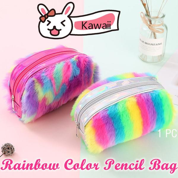 Kawaii, rainbow, plushstationery, Gifts