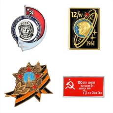 ussrbadge, cccp, astronautbadge, badge