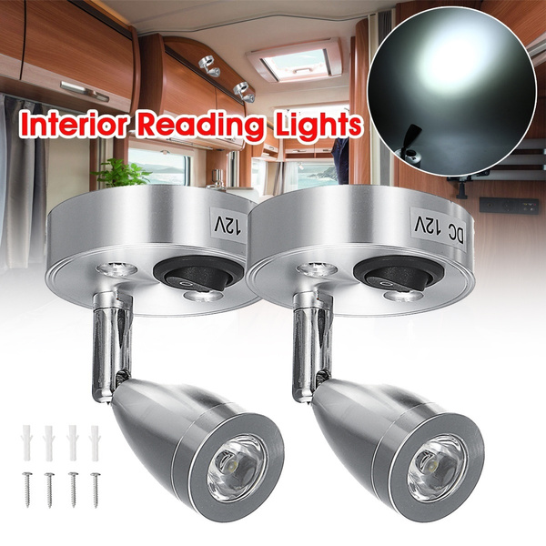 rv, Interior Design, led, caravanlight