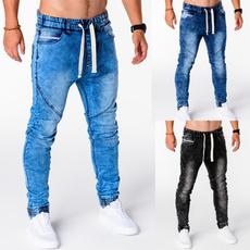 men's jeans, Outdoor, Winter, Elastic