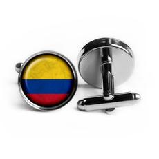 columbian, Columbia, Jewelry, Cuff Links