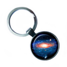 Key Chain, Jewelry, Chain, Space