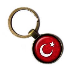 turkey, Key Chain, Jewelry, Chain