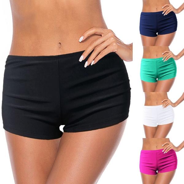 Summer, Shorts, skinny pants, women swimsuit