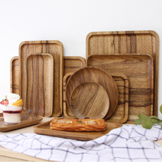 Plates, Bocadillos, Natural, Comida