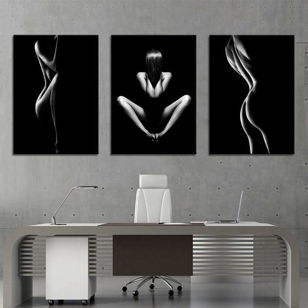 Fashion, art, Home Decor, canvaspainting
