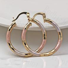 bighoopearring, bohemia, Hoop Earring, Jewelry