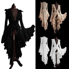 Chic, GOTHIC DRESS, Plus Size, medievalstyle