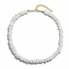 Jewelry, Chain, Choker, shellnecklace